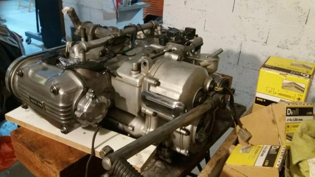 démontage moteur 20201210