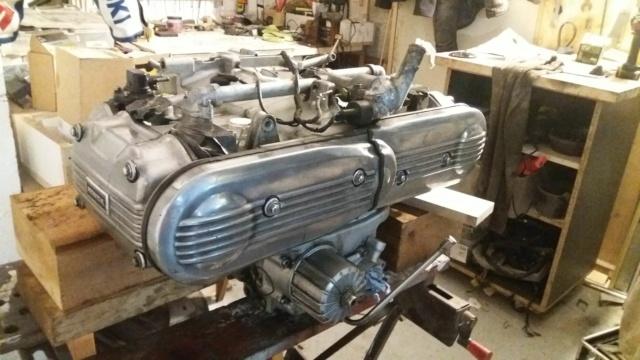 démontage moteur 20201212