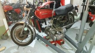 démontage moteur 20201221