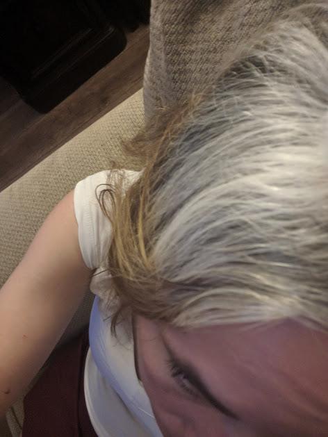 La saga de mes cheveux ! Enfin terminé!  Nathal13