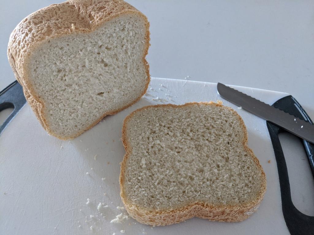 Mon premier pain! Pain10