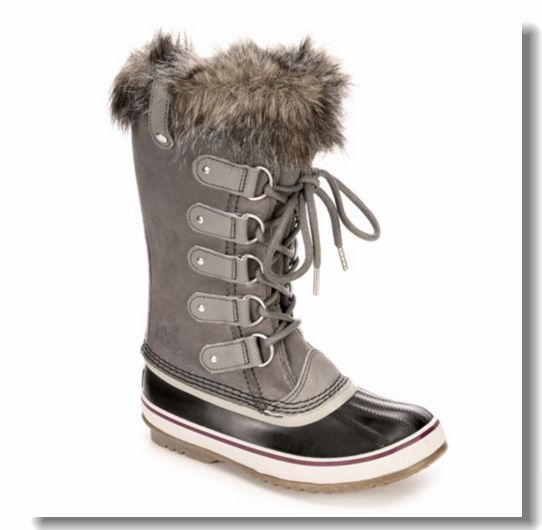 Les bottes d'hivers et les manteaux Sorel10