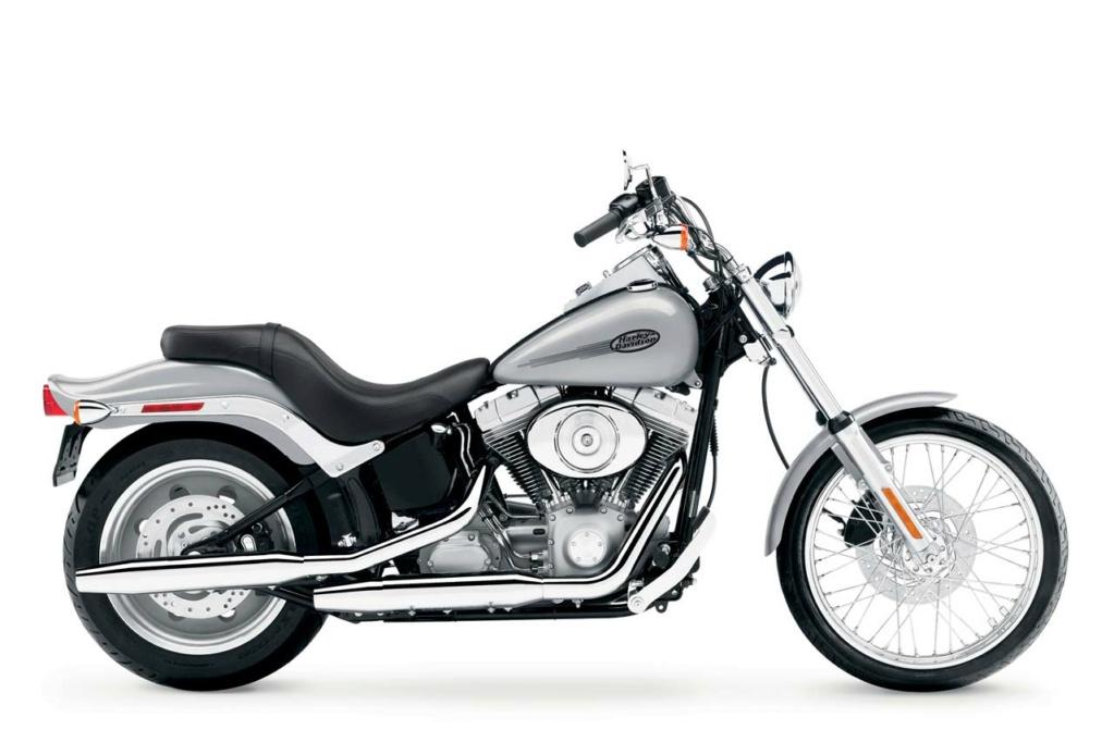 softail standard ou custom  2006-h10