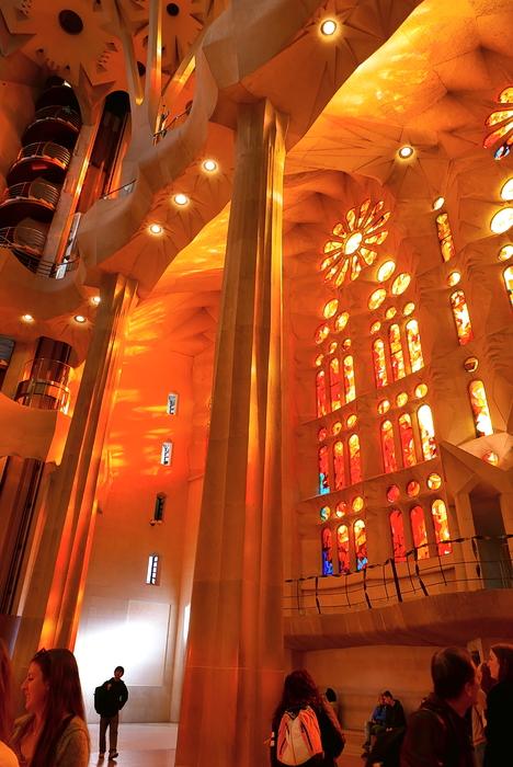 Lumineuse Sagrada Familia P1110514