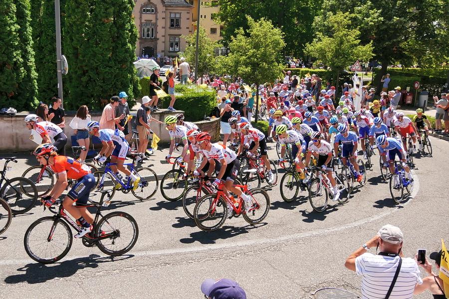 5ème étape du Tour de France 2019. P1180714
