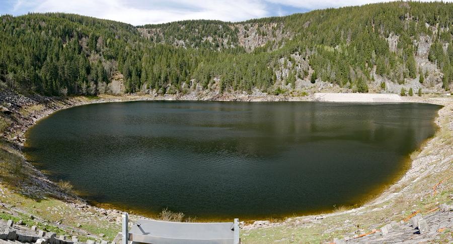 Balade autour du Lac Noir et du Lac Blanc. P1310219