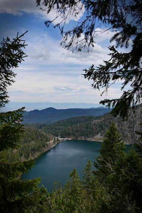 Balade autour du Lac Noir et du Lac Blanc. P1310222