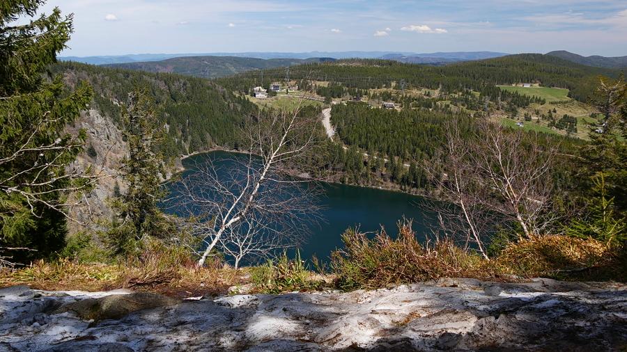 Balade autour du Lac Noir et du Lac Blanc. P1310223