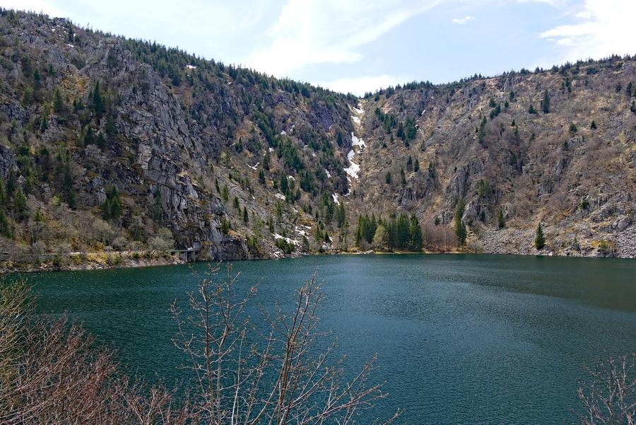 Balade autour du Lac Noir et du Lac Blanc. P1310224