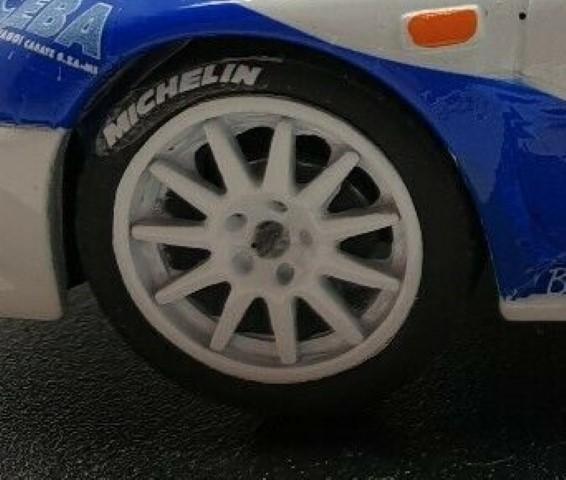 A few 1/43s Wheels10