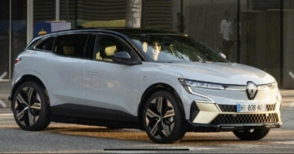 2021 - [Renault] Mégane E-Tech Electric [BCB] - Page 11 _2021012