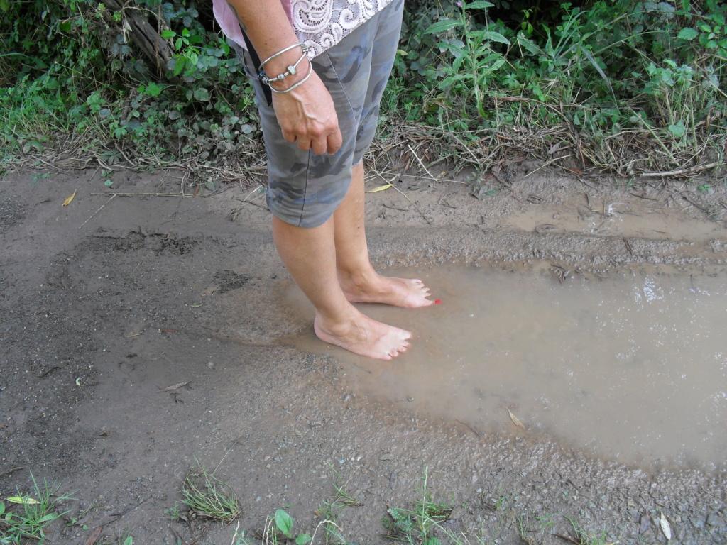 A piedi nudi nella riserva - Gerfalco, 8 luglio Sdc10013