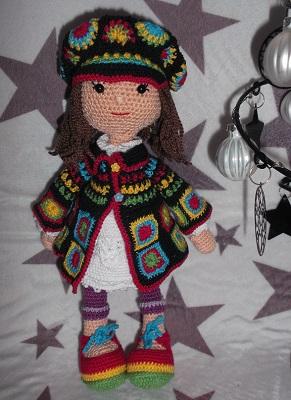 poupée Zoey Dscf9514