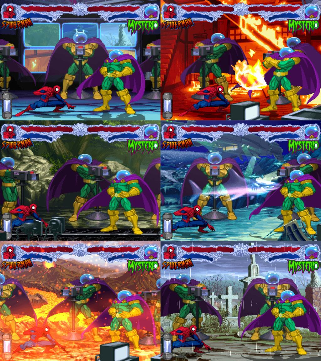 The Mugen Multiverse - Portal Myster10