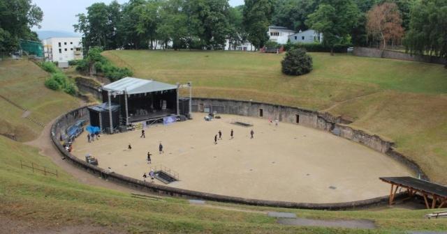 27.07.2019 : Amphitheater / Trier (DE) Trier_10