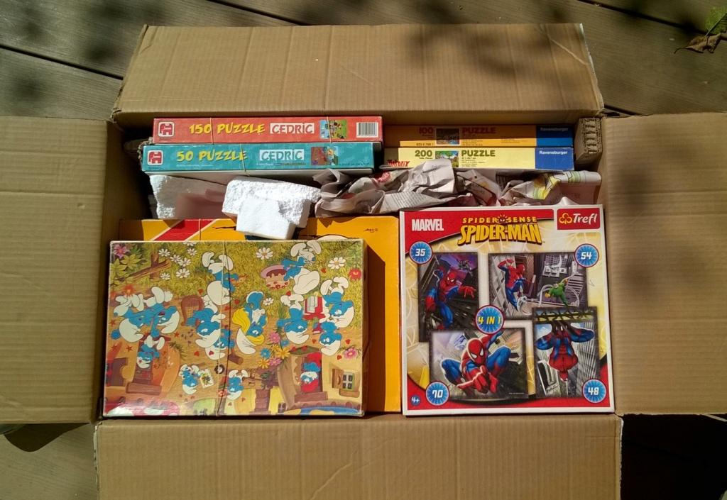 Les acquisitions de PuzzlesBD - Page 12 0311