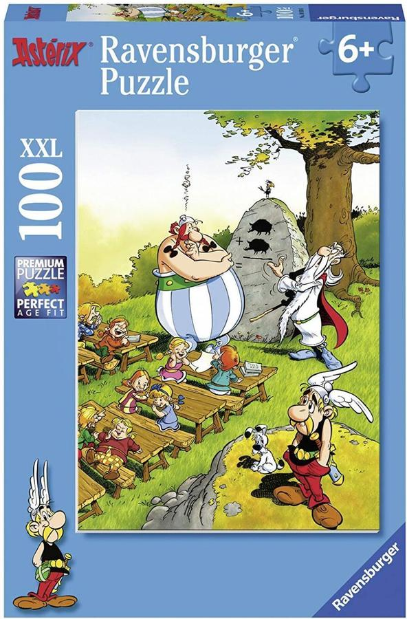 Puzzle Astérix - Nouvelle version Asteri20