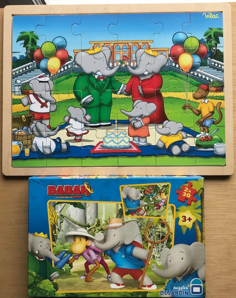 Les acquisitions de PuzzlesBD - Page 23 Babar11