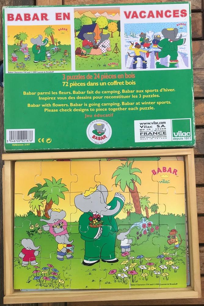 Les acquisitions de PuzzlesBD - Page 24 Babar12