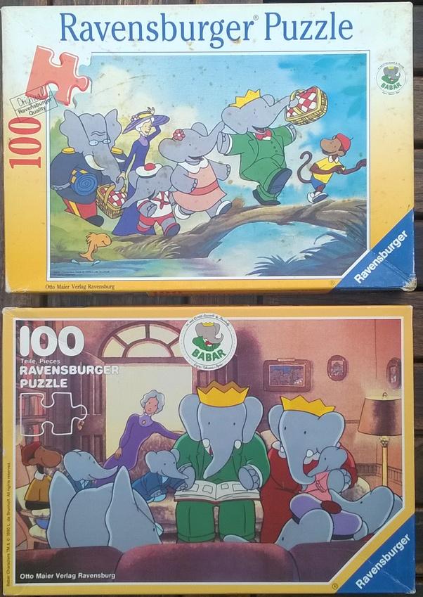 Les acquisitions de PuzzlesBD - Page 6 Babar_11
