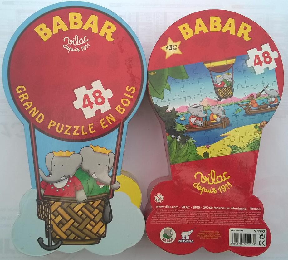 Les acquisitions de PuzzlesBD - Page 10 Babar_14