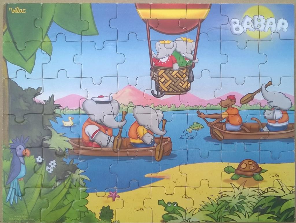 Les acquisitions de PuzzlesBD - Page 10 Babar_15