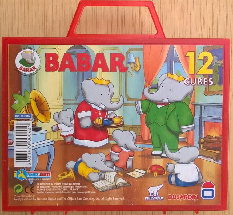 Les acquisitions de PuzzlesBD - Page 15 Babar_22