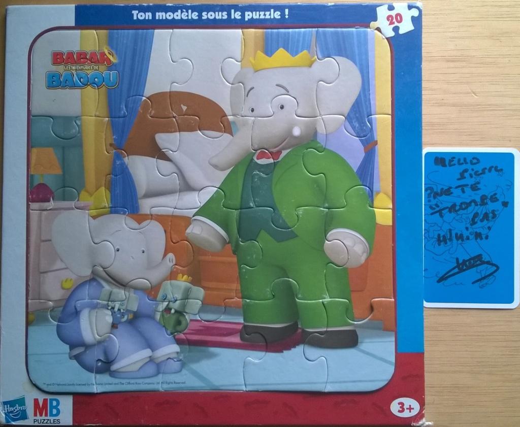 Les acquisitions de PuzzlesBD - Page 18 Babar_23
