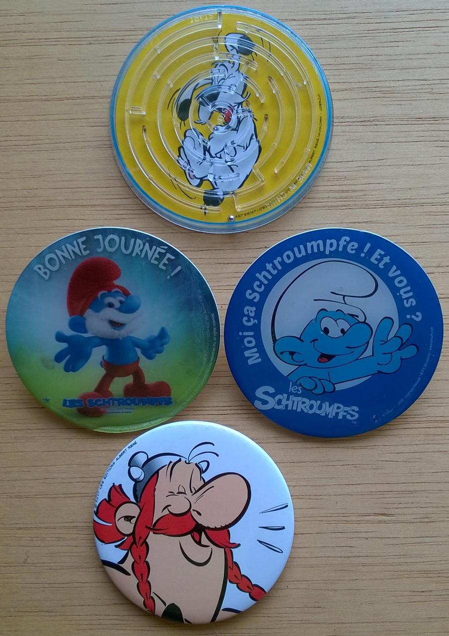 Les acquisitions de PuzzlesBD - Page 6 Badges10