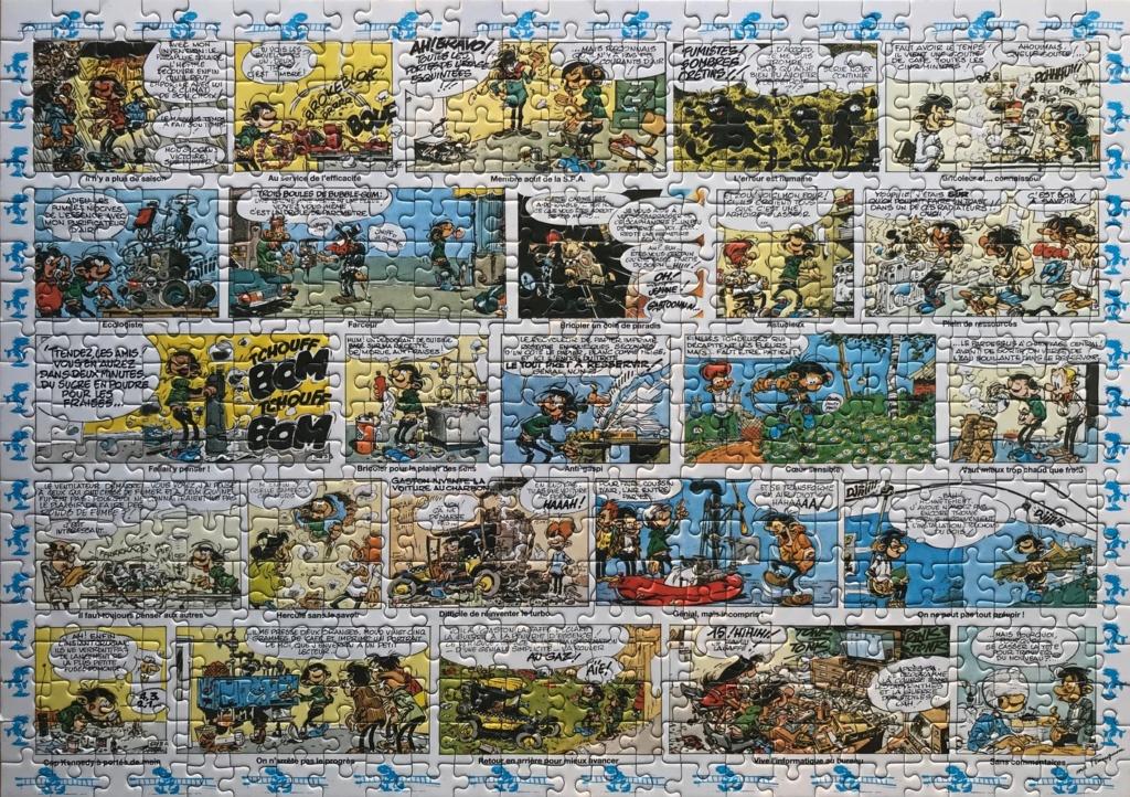 Les acquisitions de PuzzlesBD - Page 17 Gaston13