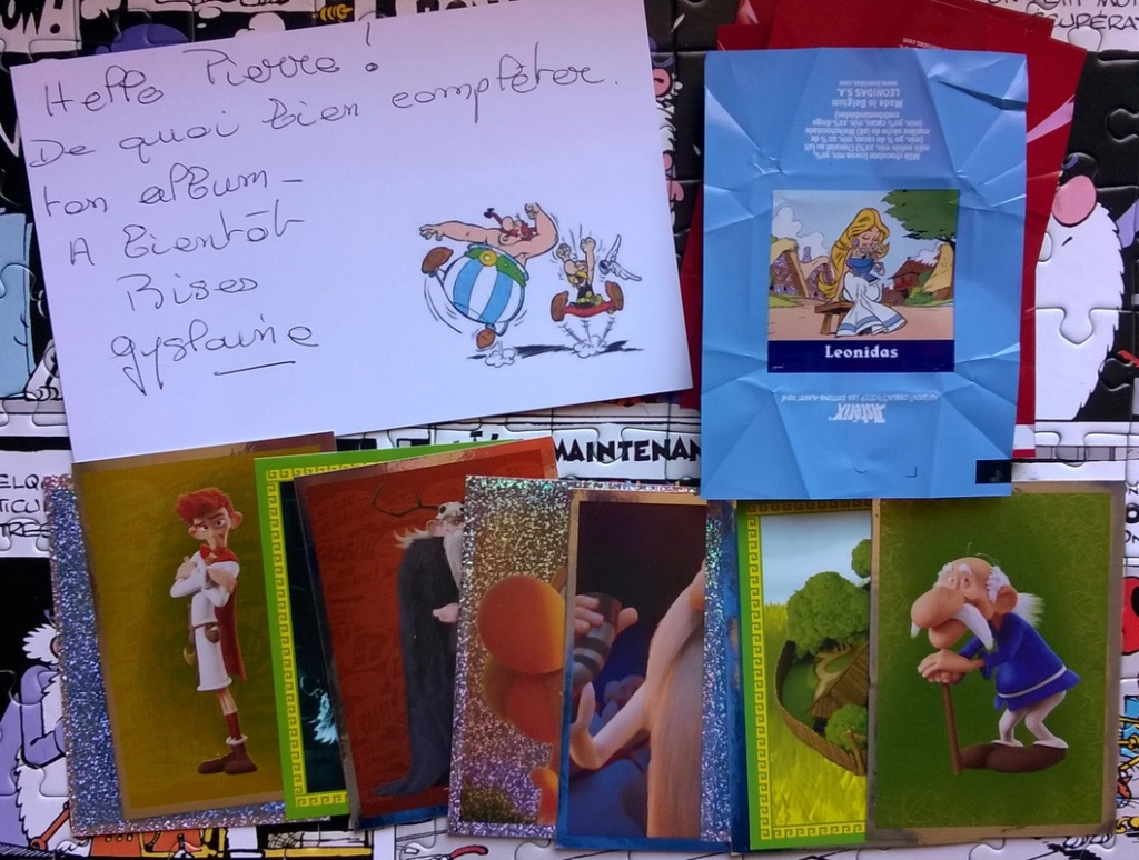 Les acquisitions de PuzzlesBD - Page 20 Gyx10