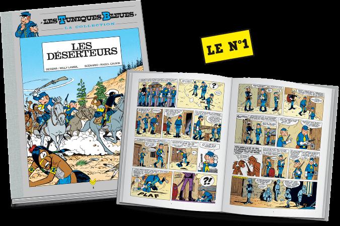 Hachette - Edition prestige Tuniques Bleues Hachet10