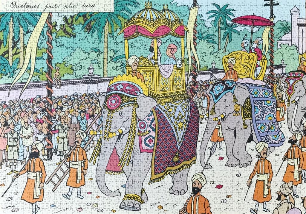 Les acquisitions de PuzzlesBD - Page 18 Tintin11