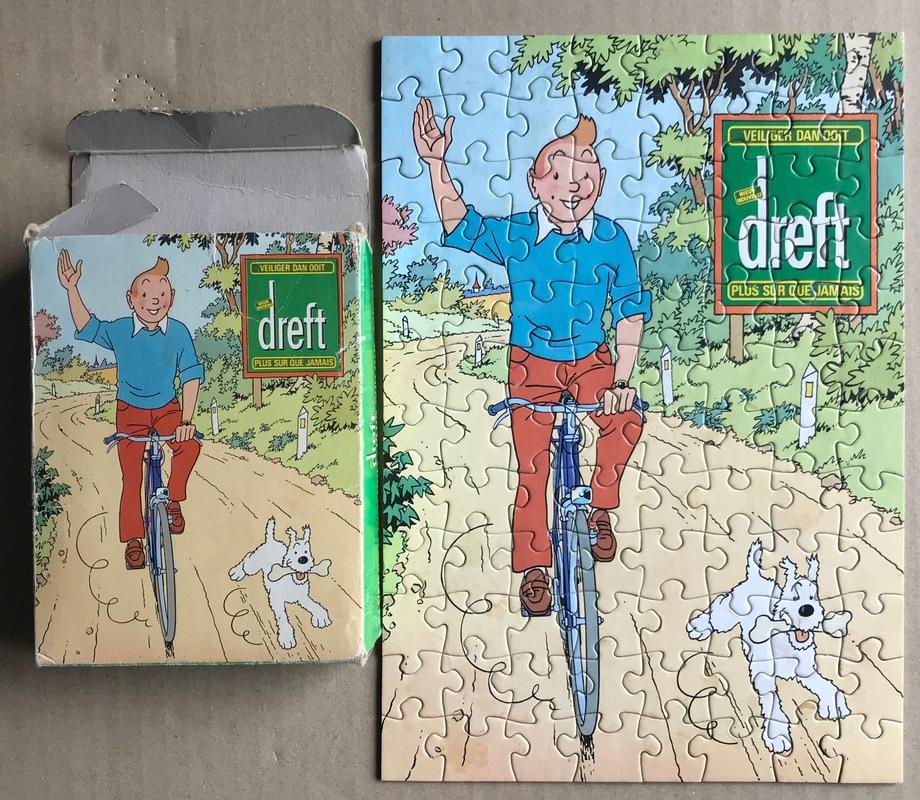 Les acquisitions de PuzzlesBD - Page 23 Tintin12