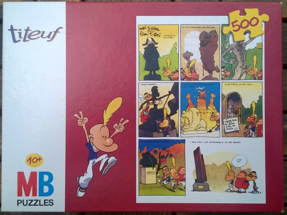 Les acquisitions de PuzzlesBD - Page 6 Titeuf10