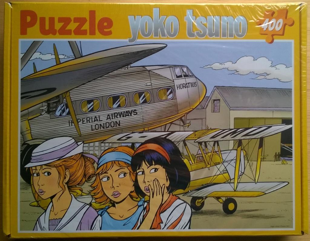Les acquisitions de PuzzlesBD - Page 18 Yoko10