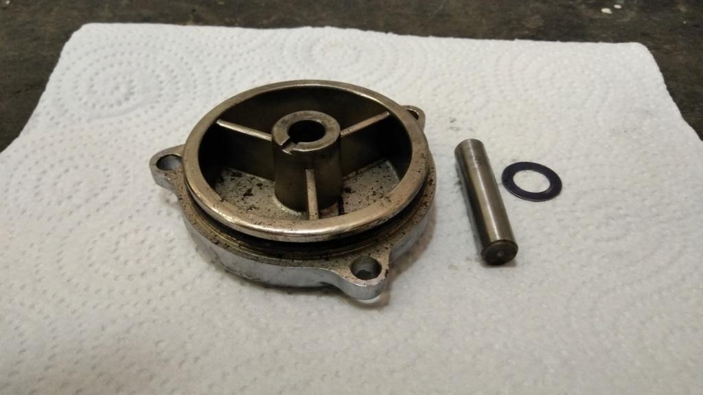 Cómo remover el motor de arranque de una Keeway SUperlight 150. 210