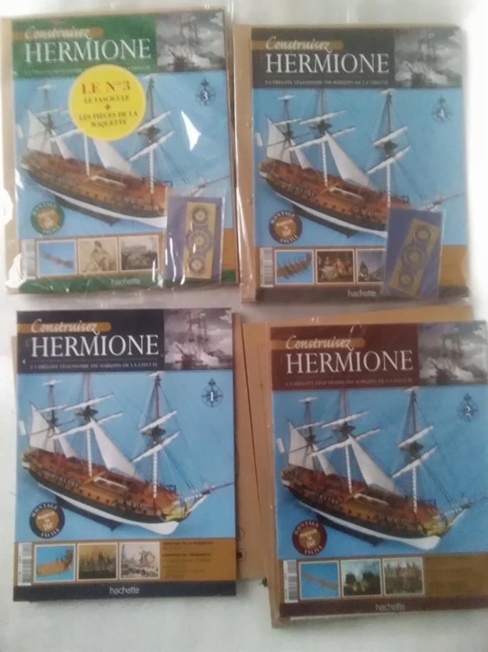 Vente L'Hermione 210