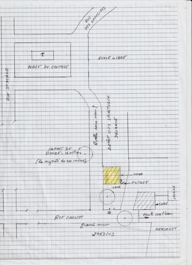 [ Histoires et histoire ] LE  DÉBARQUEMENT EN NORMANDIE - Page 3 Bombar11