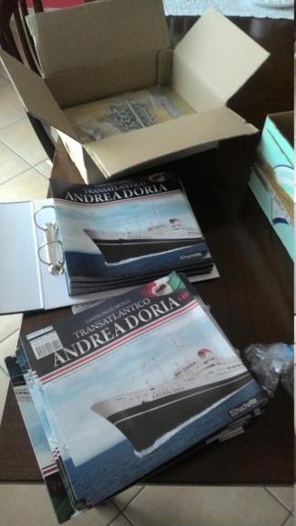 Vendita Andrea Doria Hachette P_201912