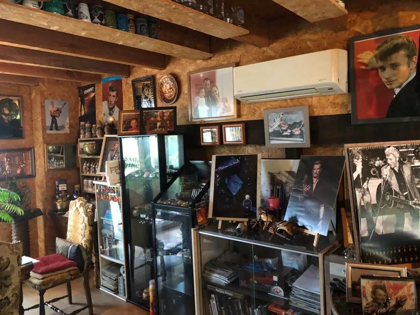 il vend toute sa collection dédiée à Johnny Hallyday sur Le Bon Coin 860_im10