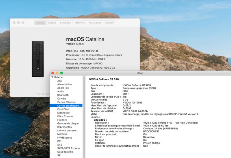 HP ProDesk 600 G1 OpenCore Captu104
