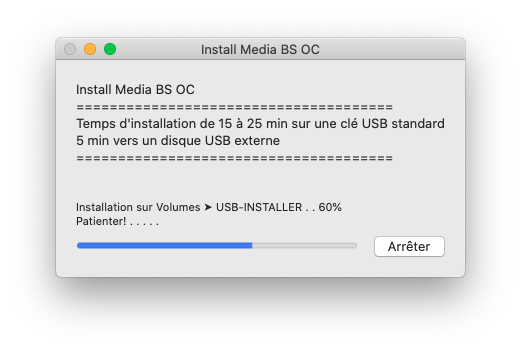 Install Media BS OC Captu115