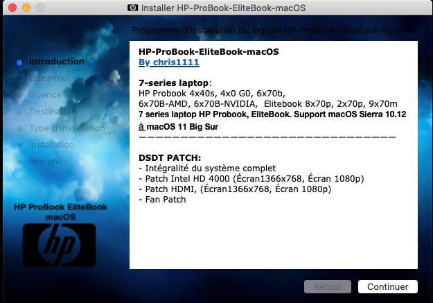 HP ProBook EliteBook macOS - Page 5 Captu127