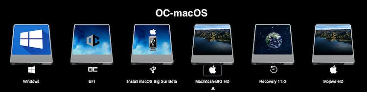HMF Themes OpenCore Oc10