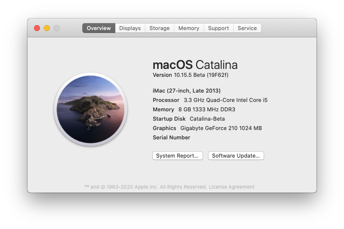 macOS Catalina 10.15 Developper Beta - Page 7 Screen13
