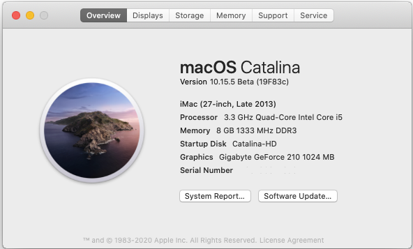 macOS Catalina 10.15 Developper Beta - Page 7 Screen18