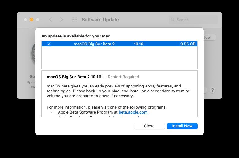 macOS Big Sur 11 / 11.1 / 11.2 / 11.3 (Beta) - Page 3 Screen31