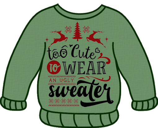 CONTEST: Ugly Christmas Sweater Contest Sweate10