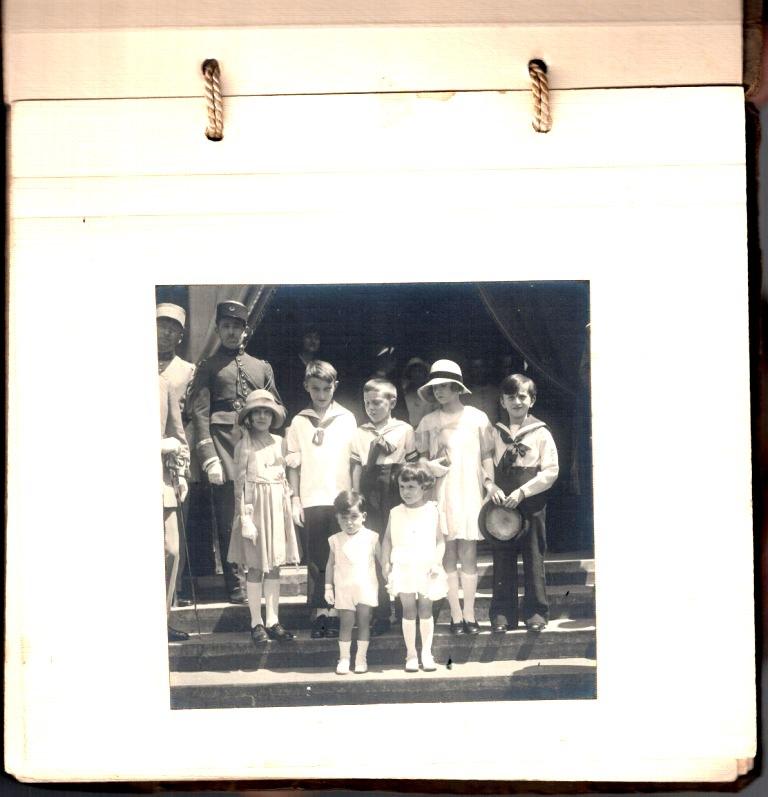 grosse identification album photo mariage officiers français tenues modèle 22  000333
